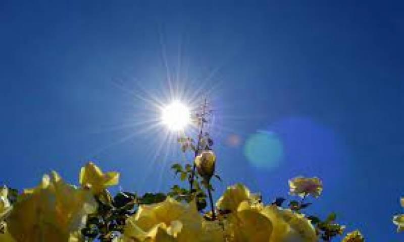 ملک کے بیشتر علاقوں میں موسم گرم اورخشک رہے گا،محکمہ موسمیات