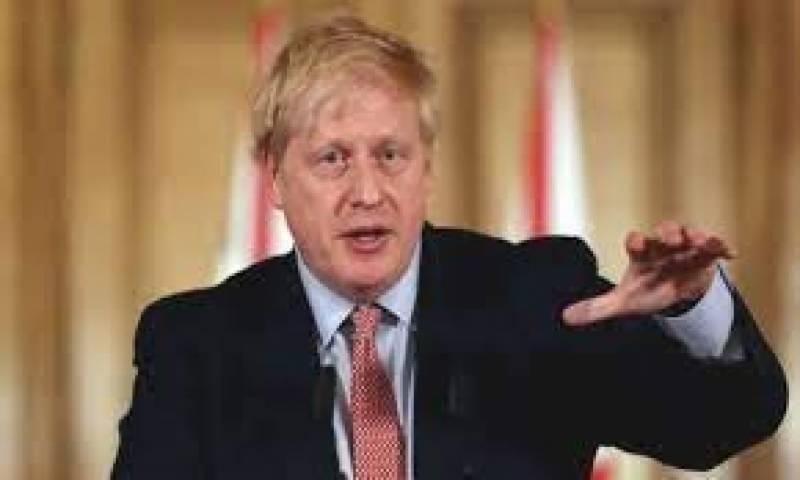 لاک ڈاؤن نہیں لگائیں گے چاہے لاشوں کے انبار لگ جائیں، برطانوی وزیراعظم