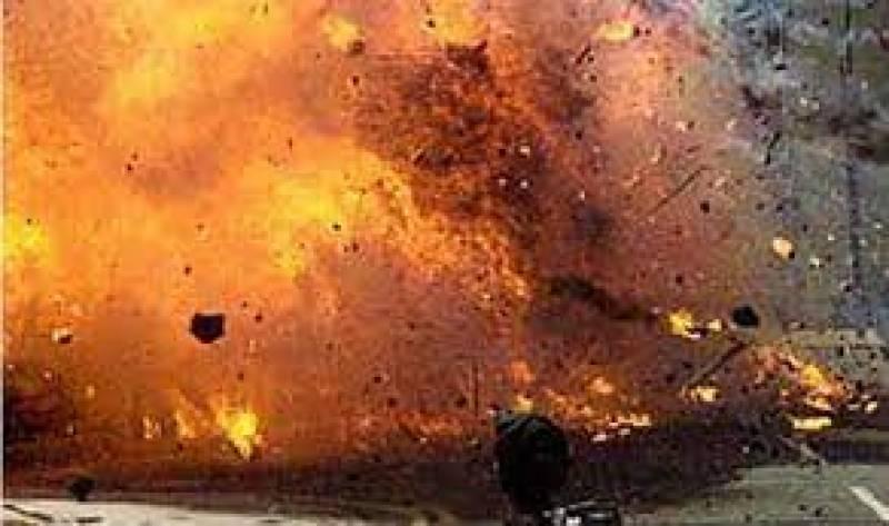 قلعہ عبداللہ کے بازار میں پولیس وین کےقریب دھماکا، ایک اہلکار شہید،5زخمی