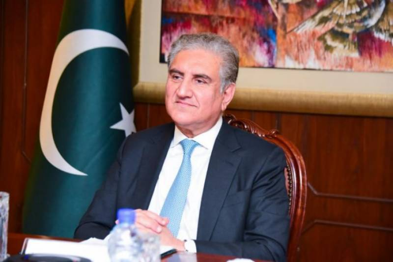 FM Shahmehmood Qureshi,Foreign Office