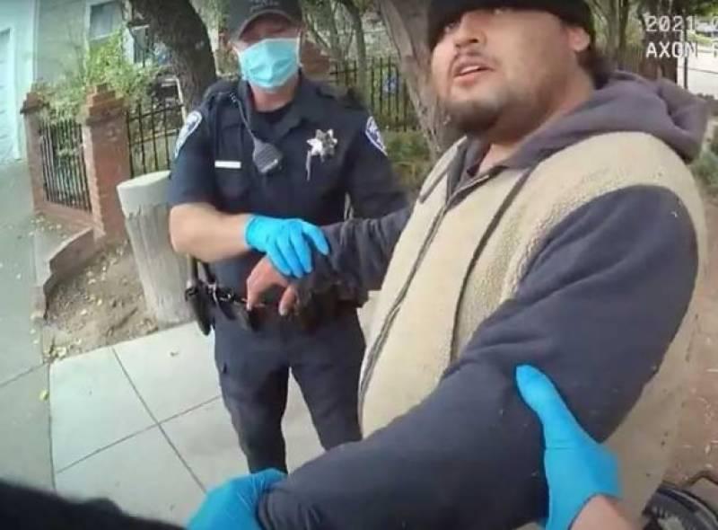 امریکی پولیس کے ہاتھوں ایک اور شہری مارا گیا