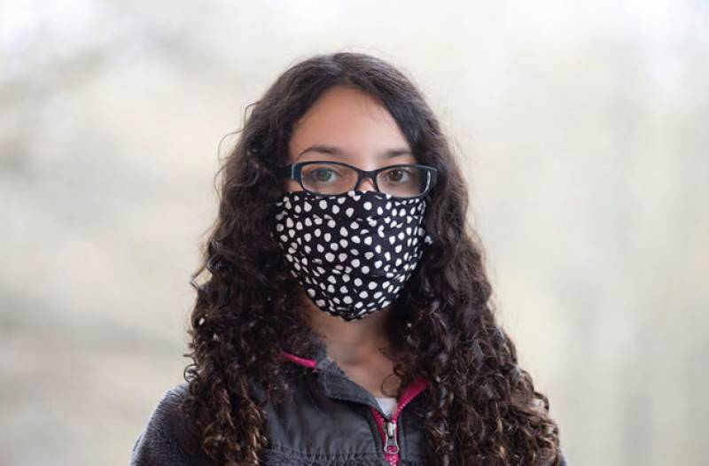 کپڑے کا ماسک بھی کورونا سے بچاتا ہے: طبی ماہرین