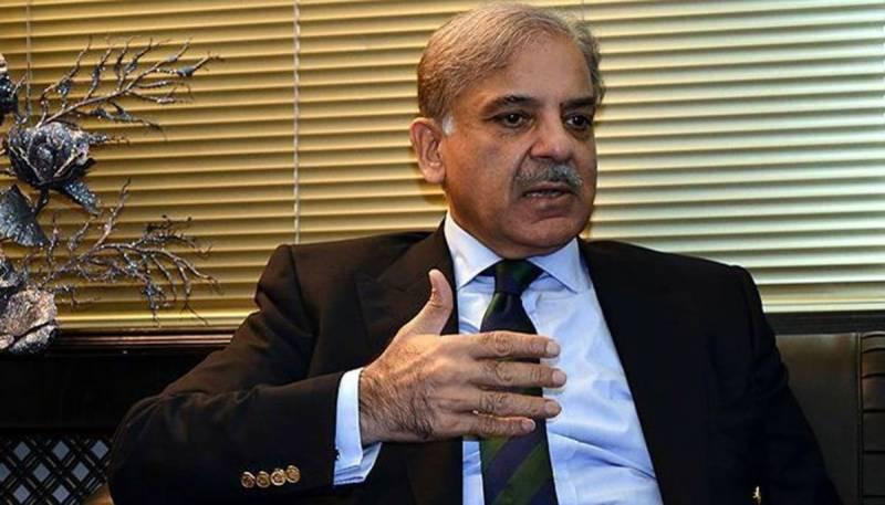 این اے 249: امید ہے الیکشن کمیشن انصاف کے تقاضے پورے کرے گا: شہباز شریف