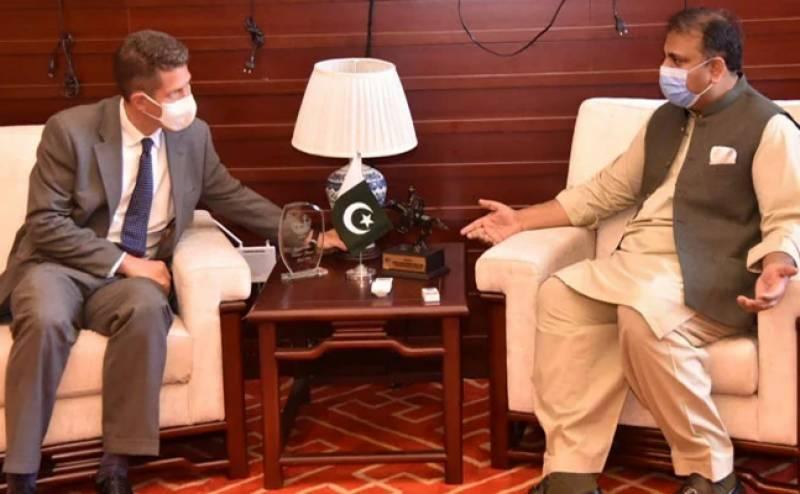 انگلینڈ کرکٹ ٹیم 16 سال بعد اکتوبر میں پاکستان کا دورہ کرے گی: فواد چوہدری