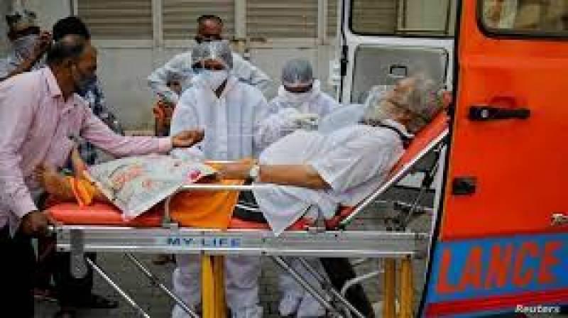 بھارت میں کورونا وائرس کے مریضوں کا نیا ریکارڈ