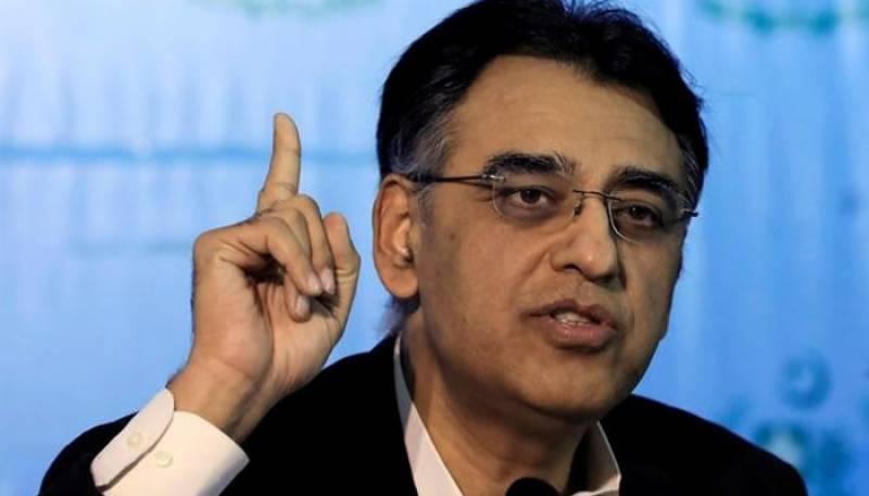 عمران خان کو فری ہینڈ نہ دیا گیا تو وہ اسمبلیاں توڑ دیں گے: اسد عمر