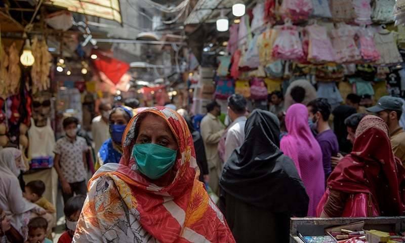 پنجاب میں کورونا کی تیسری لہر نے تباہی مچادی،90 افراد جاں بحق