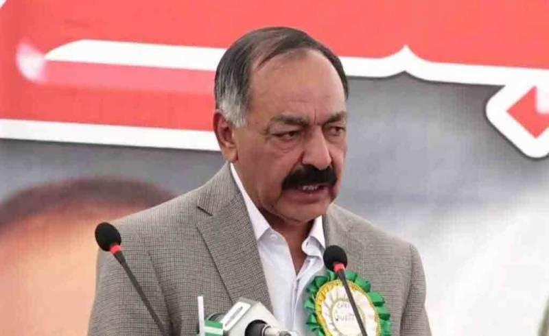 گورنر بلوچستان امان اللہ خان کا مستعفی ہونے کا فیصلہ