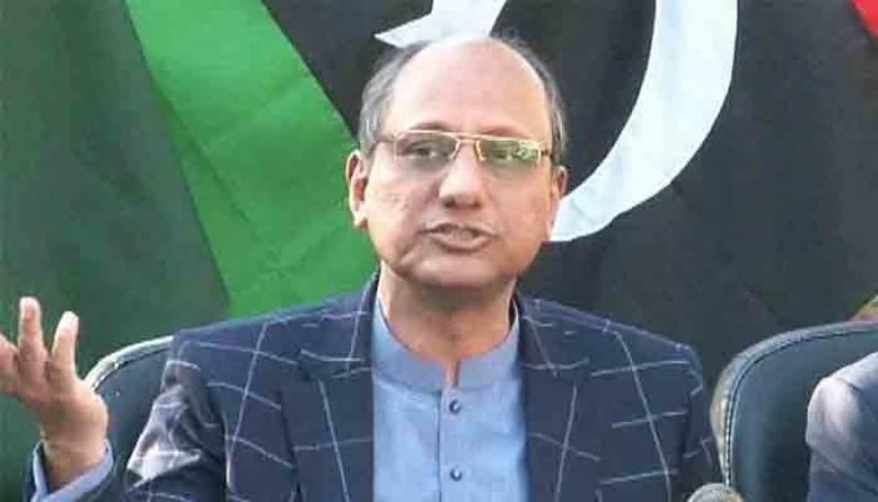 سعید غنی بھی این اے 249 میں دوبارہ الیکشن کے حامی