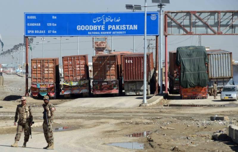 کورونا کا پھیلاؤ،افغانستان اور ایران سرحد پر چیکنگ سخت کرنے کا فیصلہ