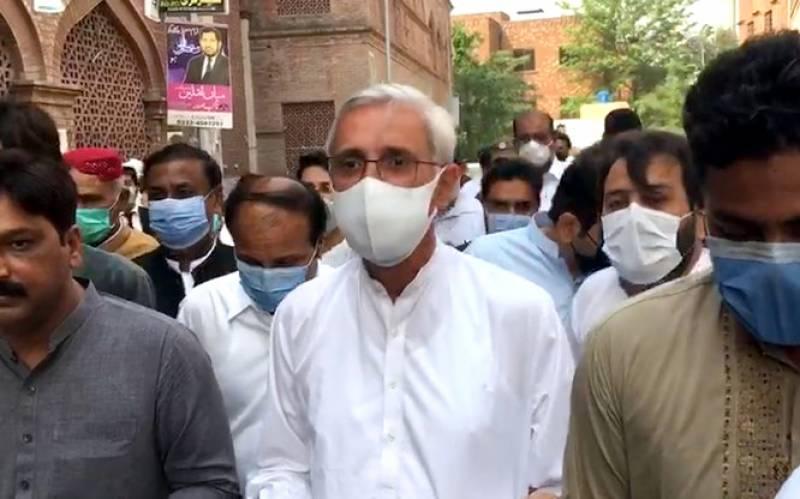 جہانگیر ترین گروپ کا عیدالفطر کے بعد لائحہ عمل طے کرنے کا فیصلہ