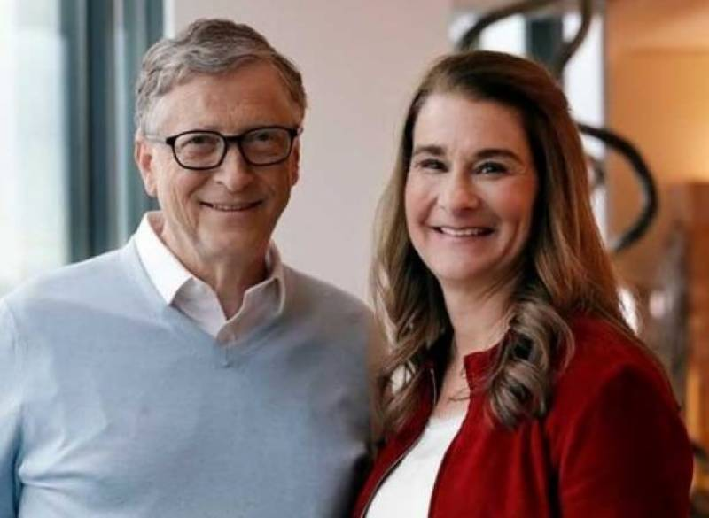 دنیا کے امیرترین افراد میں شامل بل گیٹس نے اہلیہ کو طلاق دے دی
