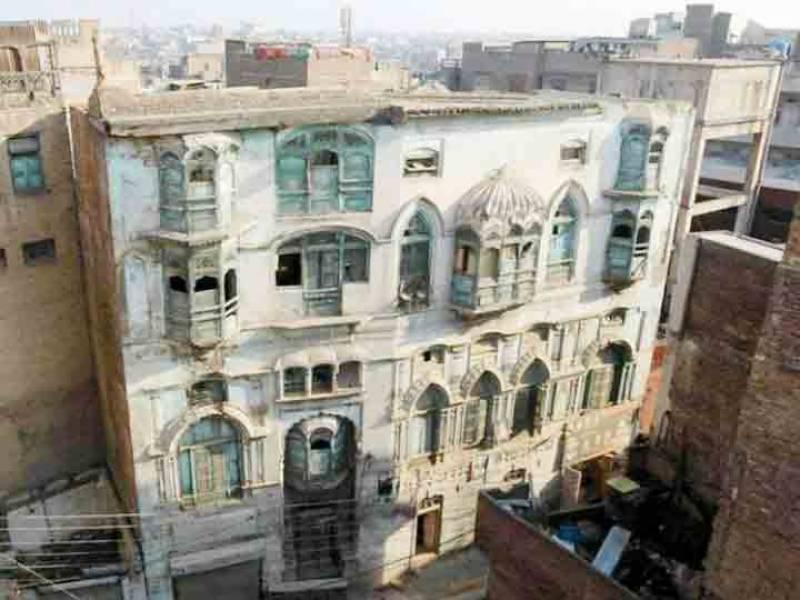 پشاور میں دلیپ کمار اور راج کپور کے گھروں کے مالکان کو حتمی نوٹسز جاری
