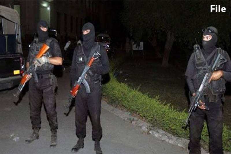 کراچی، سی ٹی ڈی اور رینجرز کی کارروائی، دہشتگرد تنظیم کے 4 کارندے گرفتار