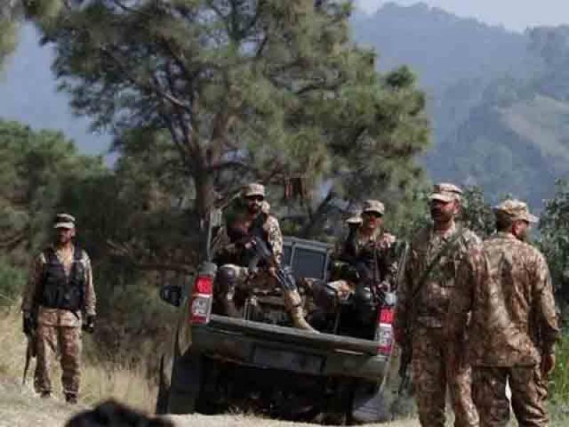 شمالی وزیرستان میں دہشتگردوں کیخلاف آپریشن، پاک فوج کا کیپٹن اور 2 جوان شہید