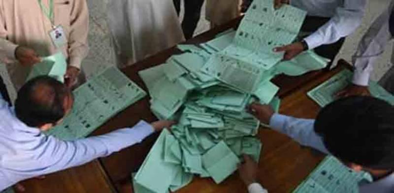 این اے 249 پر ووٹوں کی دوبارہ گنتی کا عمل شروع