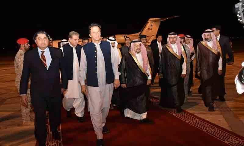 وزیر اعظم کل سعودی عرب کے دورے پر روانہ ہوں گے