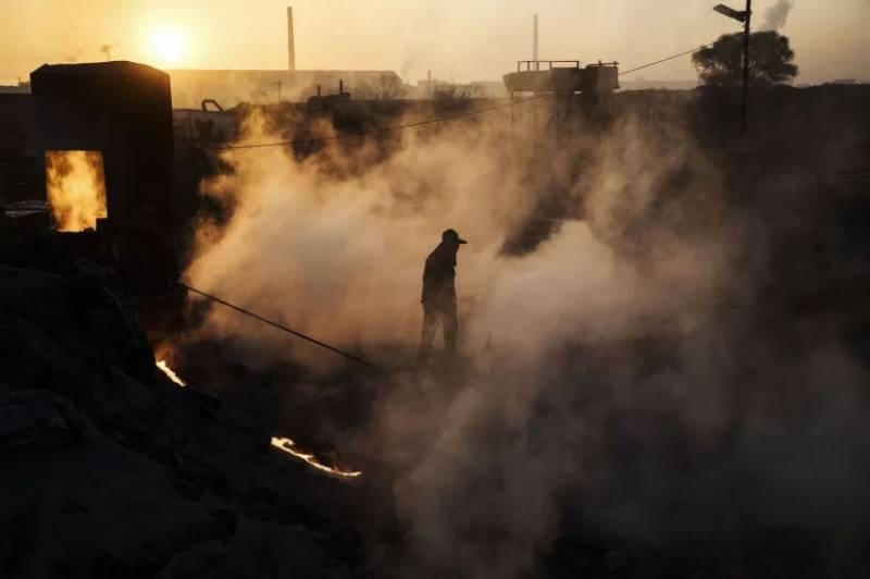 چین نے کاربن ڈائی آکسائیڈ کے اخراج میں تمام ترقی پذیر ممالک کو پیچھے چھوڑ دیا