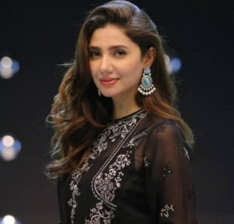 ماہرہ خان بھارتی ڈرامہ سیریز میں نظر آئیں گی