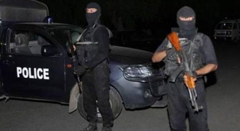 ایم کیوایم لندن کا مبینہ دہشتگرد گرفتار