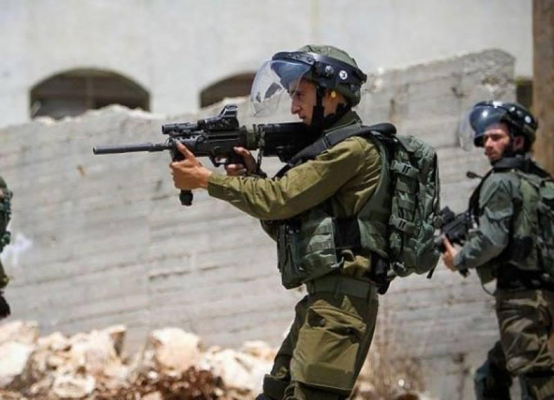اسرائیلی فوج کی فائرنگ سے 2 نوجوان شہید،ایک شدید زخمی ہوگیا