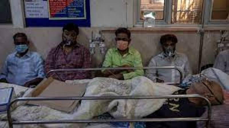 بھارت میں کورونا کی وبا خوفناک ہو گئی, 4191 افر اد ایک دن میں لقمہ اجل