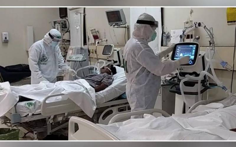 ملک بھر میں کورونا وائرس سے مزید 118 اموات