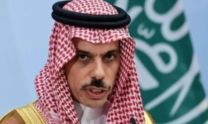 سعودی عرب کی پاک بھارت تعلقات میں بہتری کے لئے کردار ادا کرنے کی پیشکش