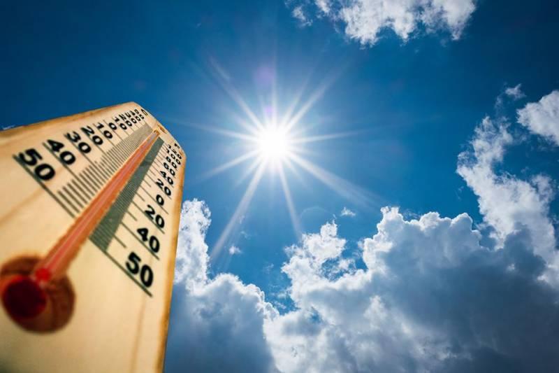ملک کے بیشتر حصوں میں آج بھی موسم گرم اور خشک رہے گا