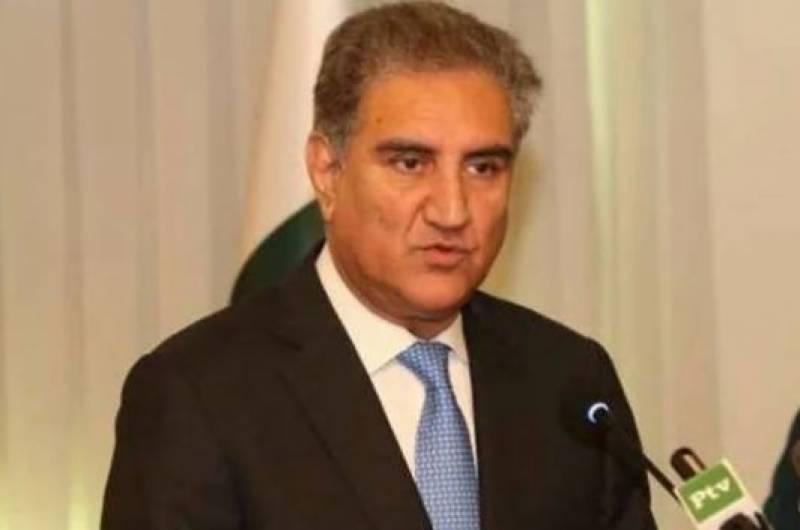 بلوچستان میں دہشتگردوں نے امن خراب کرنے کی مذموم کوشش کی ، وزیرخارجہ