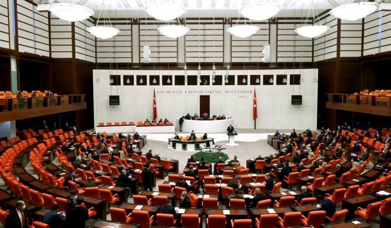 ترک پارلیمنٹ میں مسجد اقصیٰ کی بے حرمتی، اسرائیلی جارحیت کیخلاف قرارداد منظور