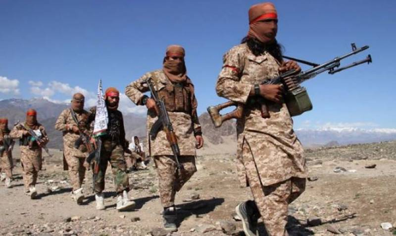 افغان طالبان نے کابل کے قریبی ضلع پر قبضہ کرلیا