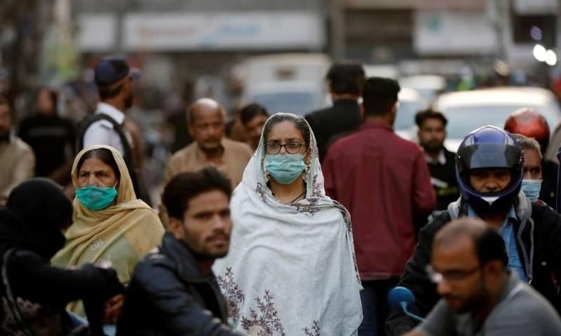 کورونا سے پاکستان میں مزید 48افراد انتقال کر گئے،این سی او سی