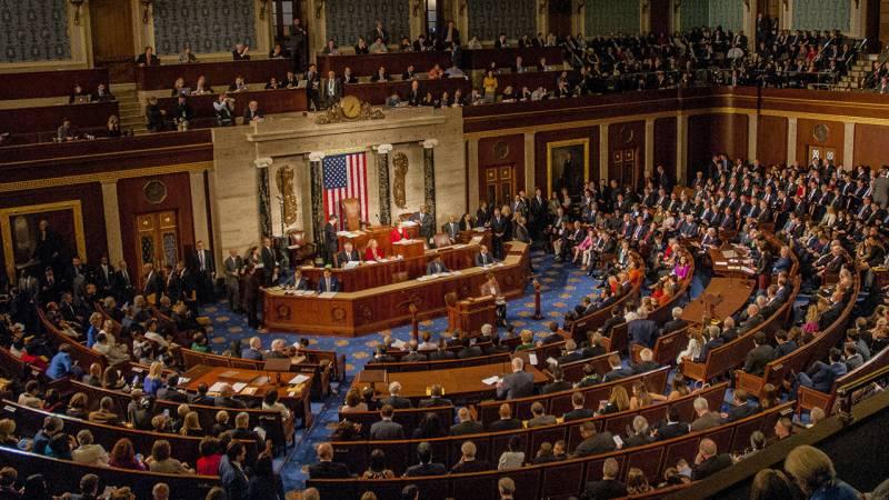 امریکی رکن کانگریس کا اسرائیلی حملے پر شدید ردعمل سامنے آگیا
