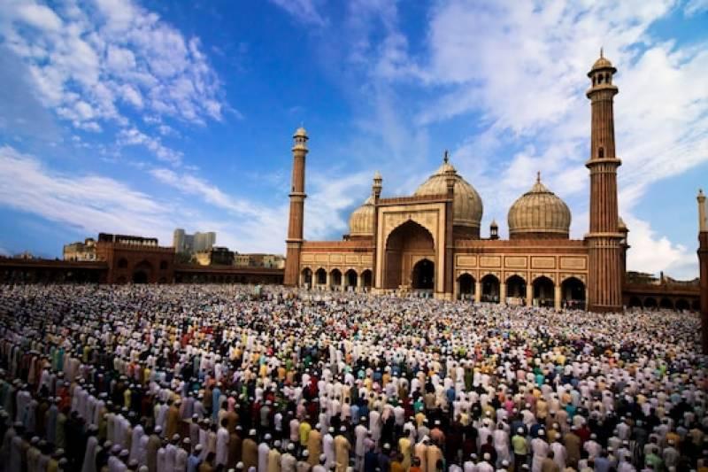 بھارت اور بنگلہ دیش میں عید الفطر آج منائی جارہی ہے