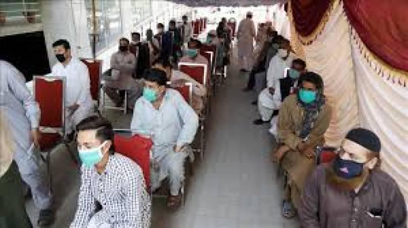پاکستان میں کورونا کیسز نقطہ عروج سے ساٹھ فی صد نیچے آگئے ، امریکی ماہرین