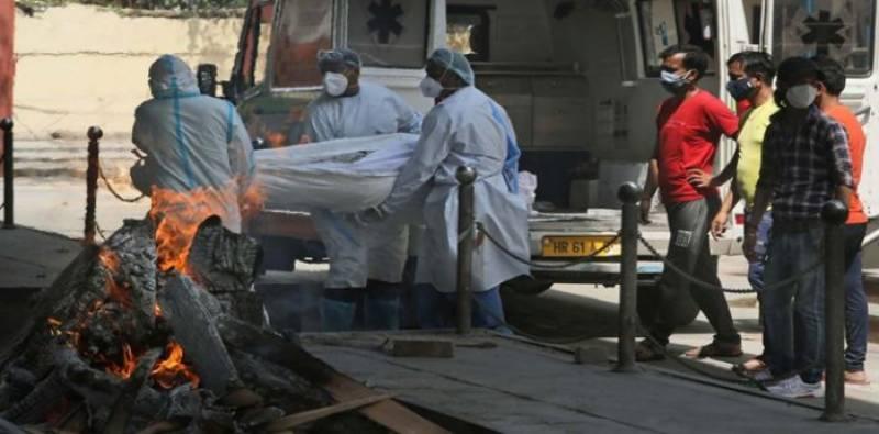 بھارت میں کورونا وائرس سے ایک روز میں 4 ہزار سے زائد ہلاکتیں