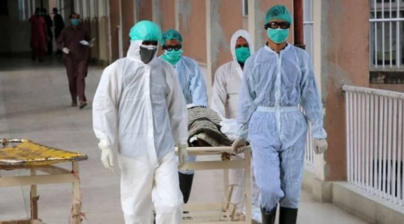 پاکستان میں کورونا وائرس کی صورتحال میں بہتری آنے لگی ،این سی اوسی