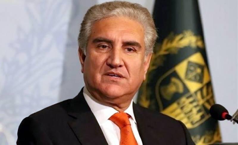 وزیر خارجہ شاہ محمود قریشی کا سعودی ہم منصب سے ٹیلی فونک رابطہ، فلسطین کی صورتحال پر تشویش کا اظہار