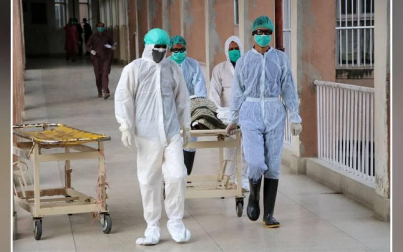 پاکستان میں کورونا سے مزید 83 افراد انتقال کر گئے