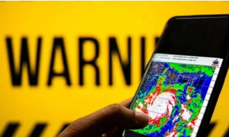 سمندری طوفان کے پیش نظر سینٹرل کنٹرول روم قائم، کراچی ائیرپورٹ پر ہائی الرٹ