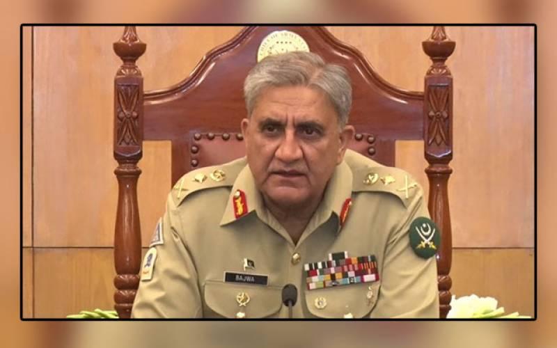 Army Chief, General Qamar Javed Bajwa, condolences, Begum Naseem Wali Khan
