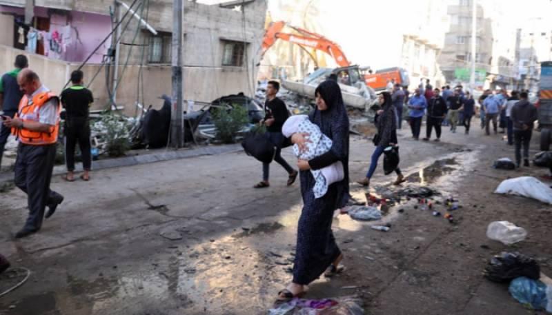 Israel attack on Al Aqsa Mosque, Israel's Netanyahu, Ashkenazi trip, Israeli missions in UAE, Abu Dhabi