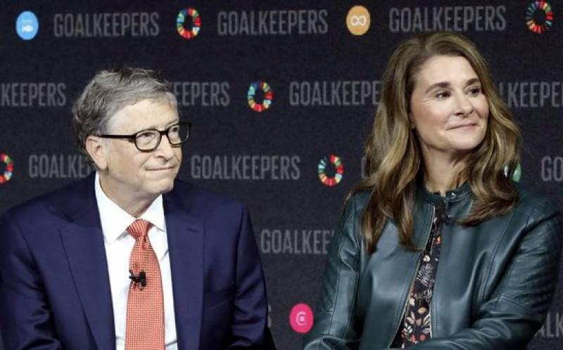 بل گیٹس کے اپنی کمپنی کی خاتون ملازم کیساتھ تعلقات تھے: امریکی اخبار کا دعویٰ