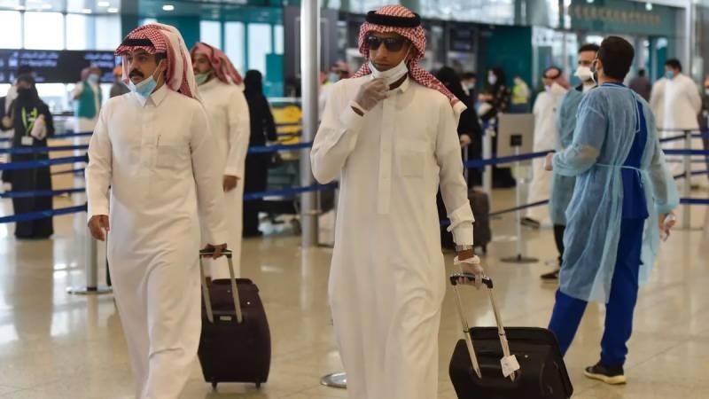 سعودی عرب نے آج سے سفری پابندیاں اٹھا لیں