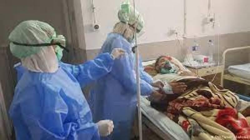 پاکستان میں کورونا سے مزید 135مریض جاں بحق