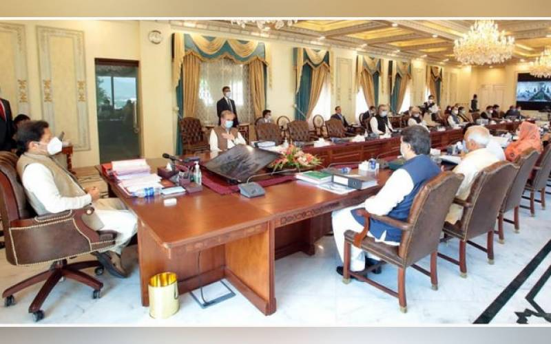 Federal cabinet meeting, Prime Minister, Imran Khan, PTI government, Palestine