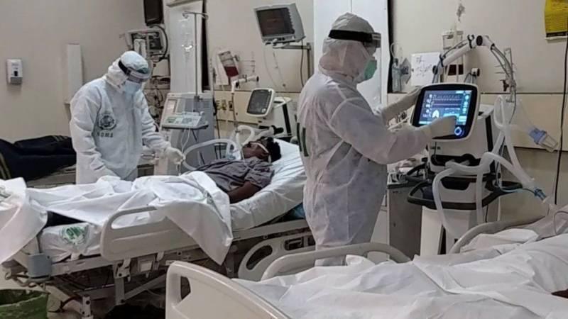 کورونا وائرس سے دنیا میں اموات کی تعداد34لاکھ سے بڑھ گئی