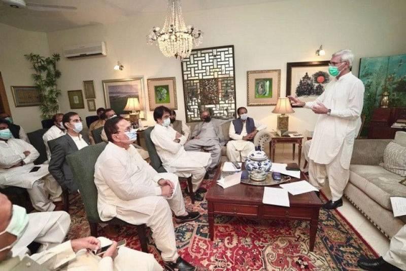 پاکستان تحریک انصاف نظریاتی گروپ کے قیام کا اعلان