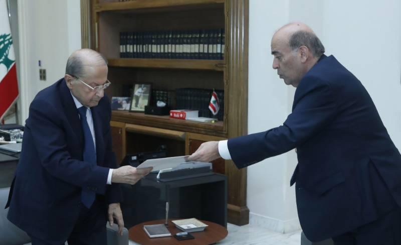 عرب ممالک کے خلاف بیان دینے پر لبنانی وزیر خارجہ مستعفی